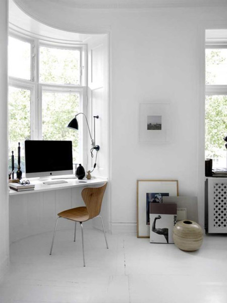 Moderno Escritorio Salon 6
