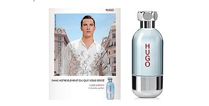 Hugo Element, lo nuevo de Hugo Boss