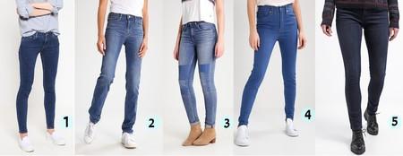 5 pantalones Levi's de mujer rebajados hasta un 20% en Zalando