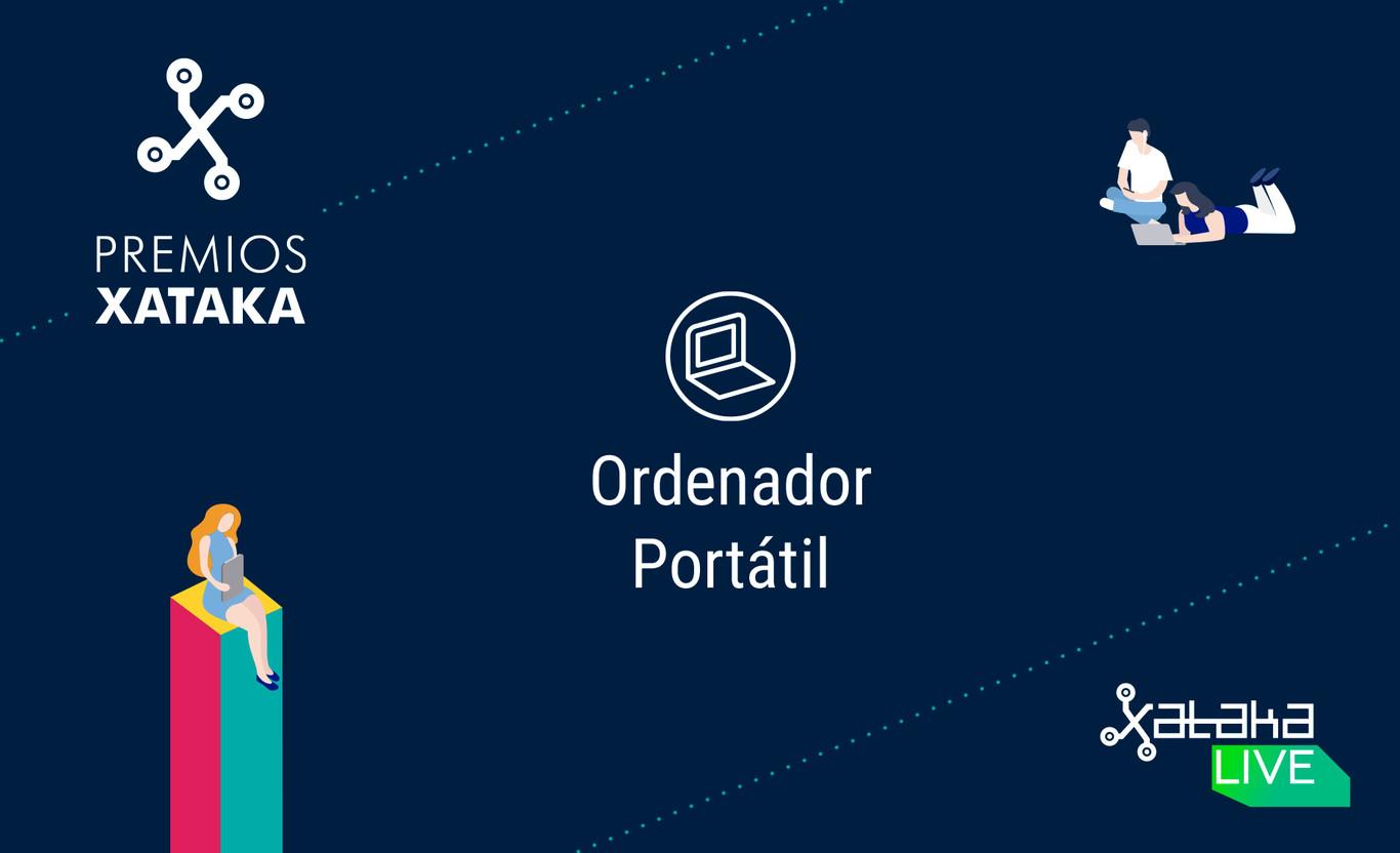 Mejor ordenador portátil: participa en los Premios Xataka 2018