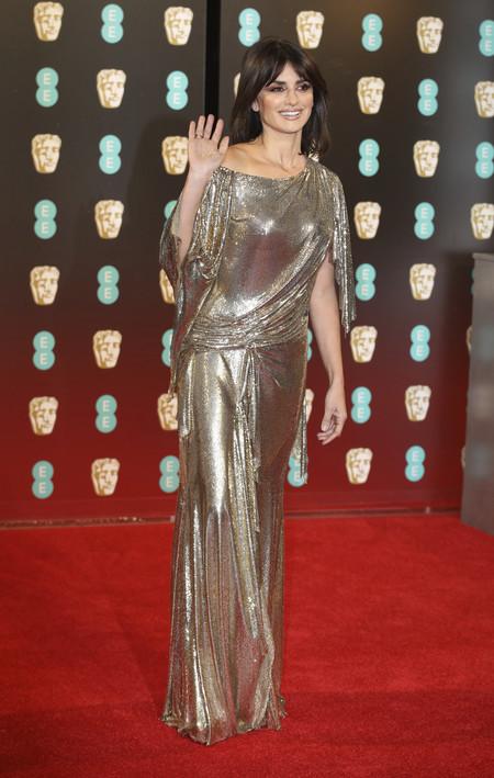 Penelope Cruz bafta 2017
