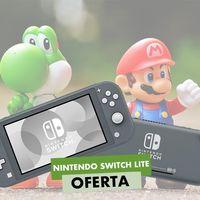 No te aburras ni un minuto este verano: con el cupón PIDEJULIO20 en AliExpress Plaza, la Nintendo Switch Lite vuelve a costar esta semana 189,99 euros