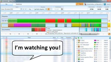 Manic Timer, controla tus malos hábitos en el ordenador