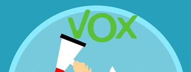 Vox afirma que recurrirá a la Justicia para recuperar su cuenta en Twitter, congelada desde hace una semana