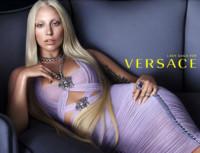 Lady Gaga para Versace: la primera foto de la campaña