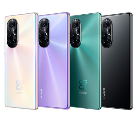 Huawei Novaa 8 4g Colores