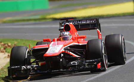 Pat Symonds cree que un piloto puntero daría cinco décimas por vuelta a Marussia