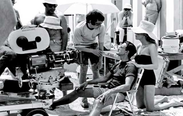 Jaws Dolly Zoom Spielberg