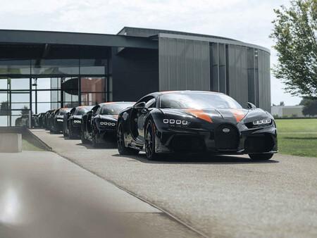 Bugatti Chiron Super Sport 300 Primeras Ocho Unidades 4