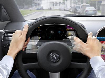 El volante de Continental con control gestual, el fin de los botones en los volantes