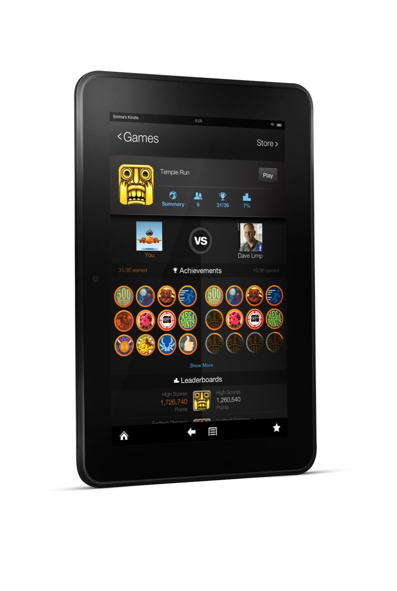 Foto de Kindle Fire HD 8.9 (3/10)