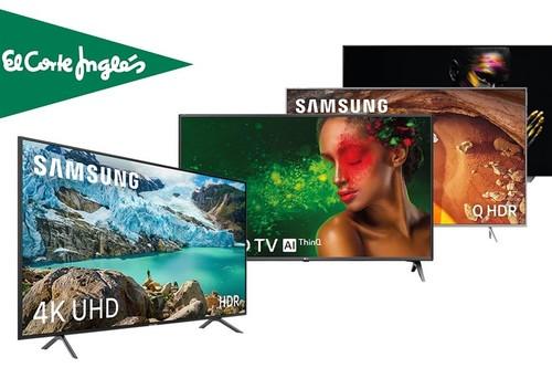 Ahorra en tu próxima smart TV con estas ofertas de El Corte Inglés con envío gratis y financiación hasta en 12 meses sin intereses