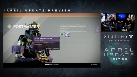 Destiny Actualizacion De Abril 4