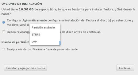 Fedora 19 Beta, instalación