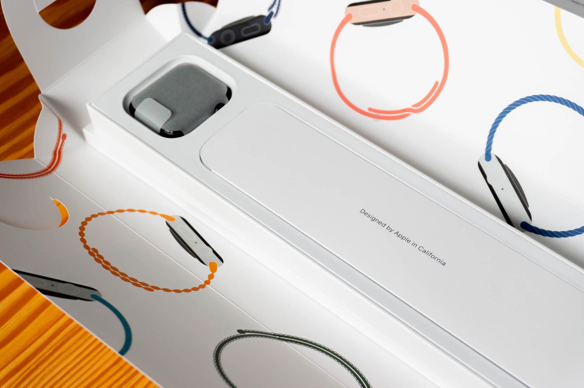 Apple Watch SE y Solo Loop