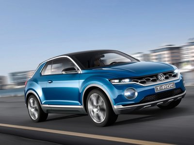 El SEAT Ateca Cupra podría no estar solo: en Volkswagen están preparados para un T-Roc R