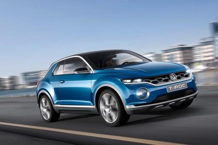 El Volkswagen T-Roc se hará realidad para batirse con Nissan Juke, Renault Captur y compañía