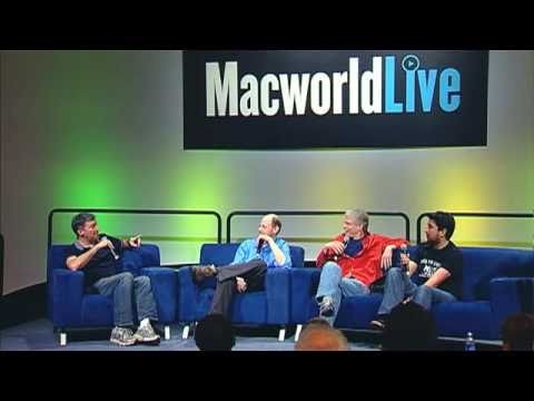 Una interesante charla en la Macworld 2011: el futuro del Mac