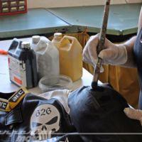 Reparación mono ARC