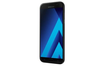 Galaxy A7 Black Sky