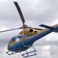 ¿Por qué no? El helicóptero Pegasus de la DGT también sirve para perseguir y denunciar ciclistas infractores