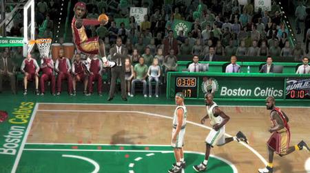 NBA Jam Wii 2010