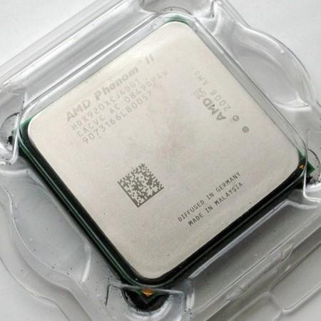 AMD Phenom II CPU