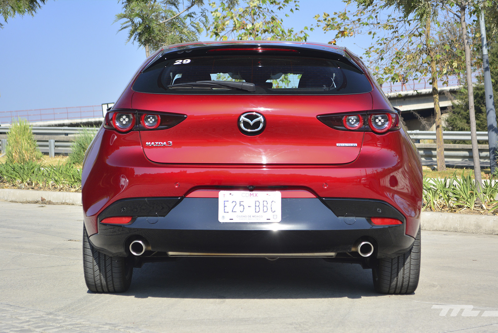 Foto de Mazda 3 vs. SEAT León (comparativa) (13/28)