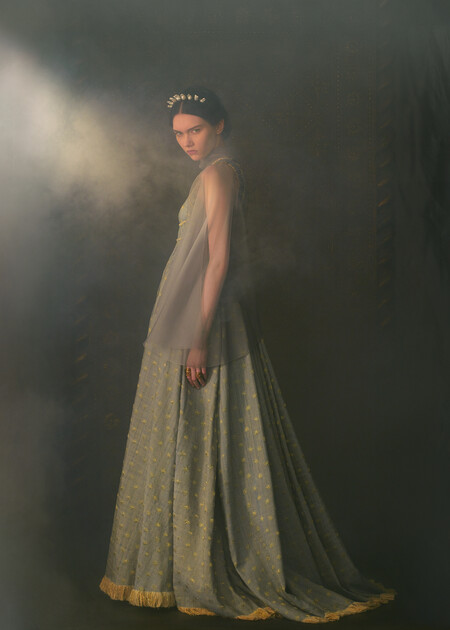 Dior Hc Ss21 Look Book C Elina Kechicheva Look 02