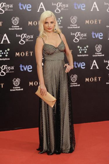 Las peor vestidas de los Goya 2014, porque no todas supieron elegir