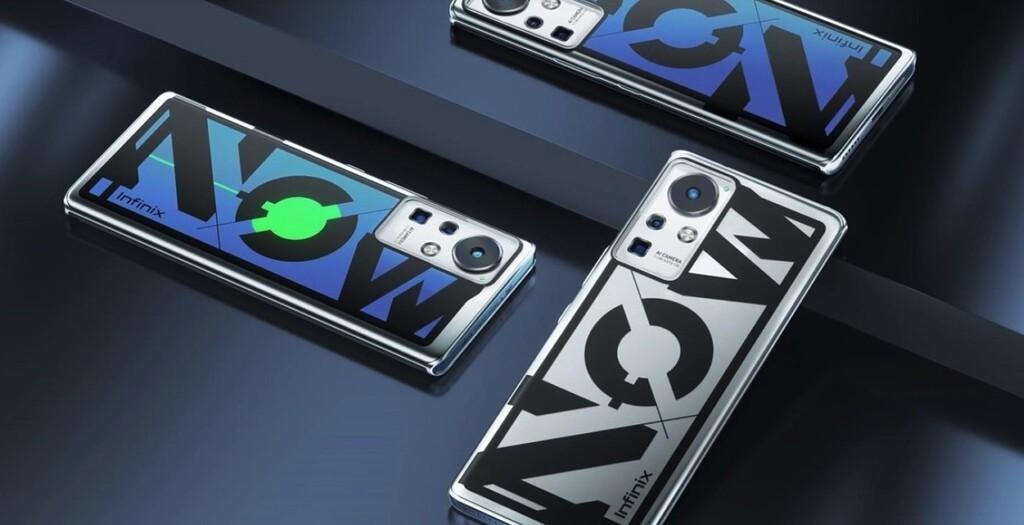 Este móvil cambia de color cuando te llaman y carga más rápido que ningún otro
