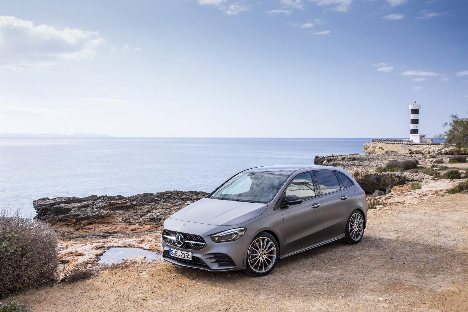 Foto de Mercedes-Benz Clase B 2019 (68/157)