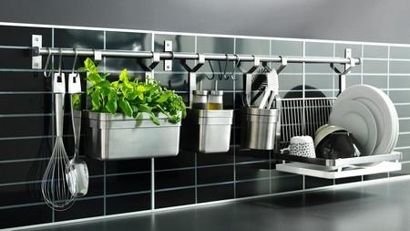 Nueve accesorios prácticos  de Ikea que gusta tener a mano en nuestras cocinas