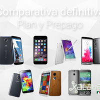 Smartphones gama alta 2014: la comparativa definitiva en plan y prepago