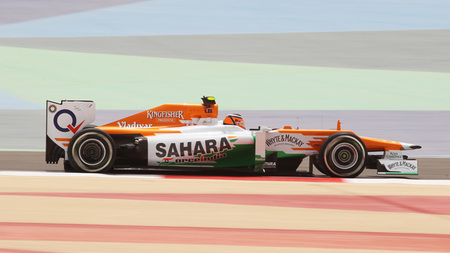 ¿Hubo boicot de la FOM a Force India?