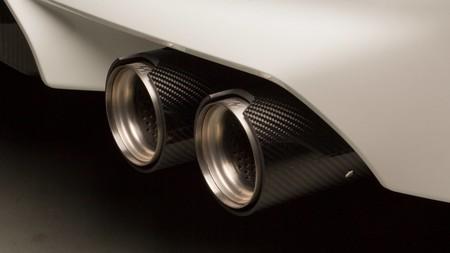 ¡Sube el volumen! Así suena el BMW M5 con los escapes M Performance