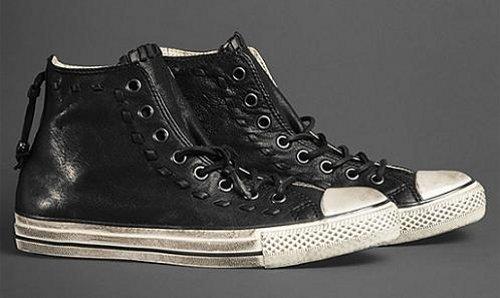 zapatillas converse piel hombre