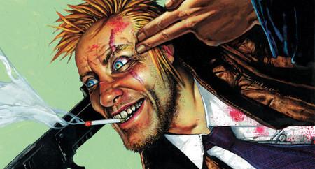 Constantine comic 2