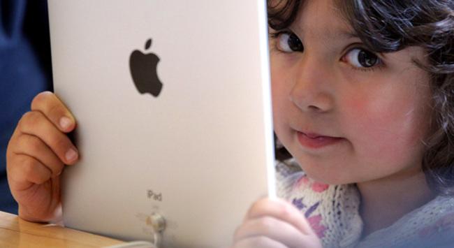 iPad niños