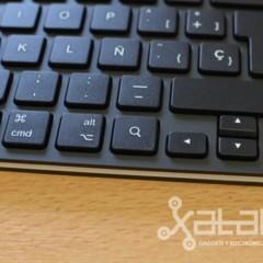 Foto 10 de 11 de la galería logitech-keyboard-tablet en Xataka