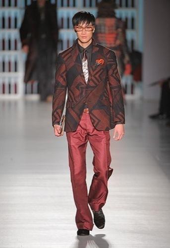 Etro, colección Otoño-Invierno 2009/2010, chaqueta