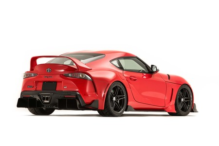 Toyota Supra Heritage Edition 3