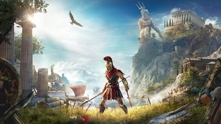 Assassin's Creed Odyssey se actualiza en PS5 y Xbox Series X/S para que la acción pase a verse a 60 fps