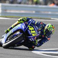 Valentino Rossi ya ha rodado en Misano y hay opciones de que corra en el GP de Aragón