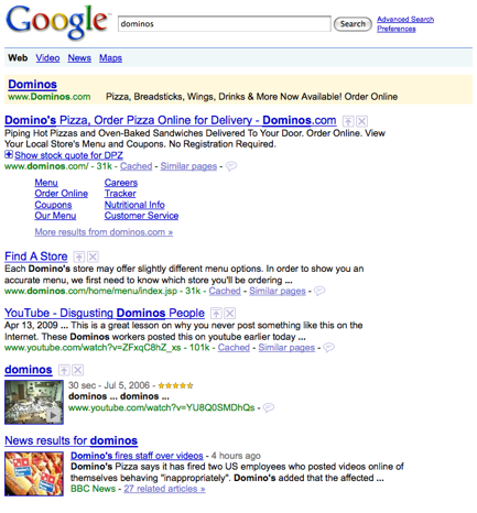 dominos_google