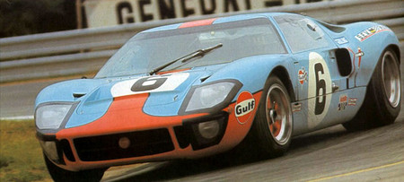 Ford Gt40 6