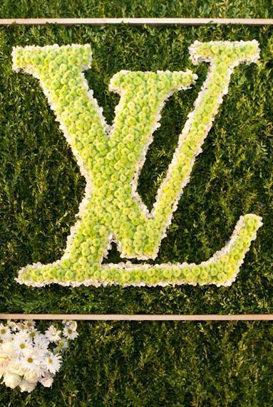 Yo también quiero un jardín Louis Vuitton
