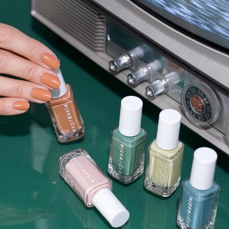 """Essie reformula sus esmaltes de uñas para convertirlos en veganos y """"eight-free"""""""