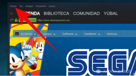 Pulsa Steam