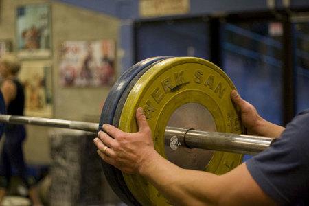 Olvidarnos de contar las repeticiones para aumentar el desarrollo muscular